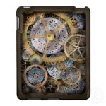 Steampunk iPad Covers and Cases