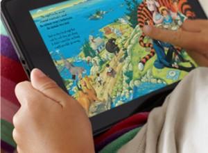 Kindle Fire - Children's E-book Reader