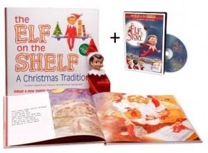 Elf on the Shelf Gift Set