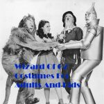 Wizard Of Oz Costumes For Adults And Kids