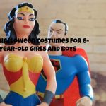 Halloween Costumes For 6 Year Old Girls And Boys
