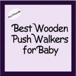 Wooden Baby Push Walker