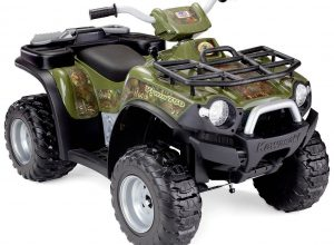 Youth Electric Four-Wheelers