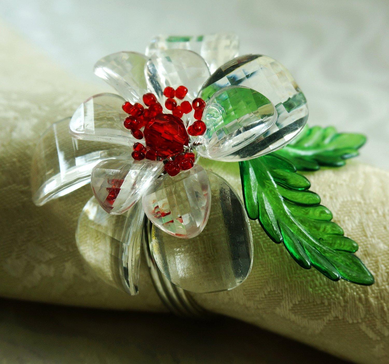 Christmas Napkin Rings Bing Images