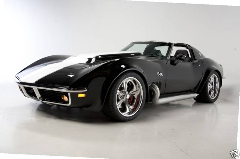 The All-New 2014 Corvette Stingray ... Chev-corvette