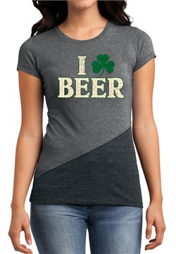 Fun beer t shirts for st patrick s day for I love beer t shirt