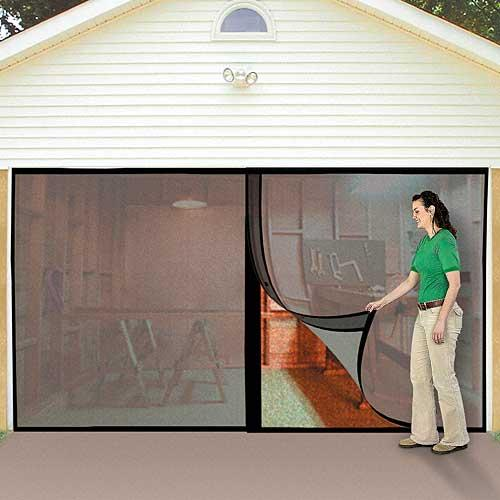 Garage Door Screens : Garage screen doors webnuggetz