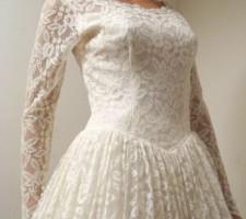 vintage-wedding-dress-1950s